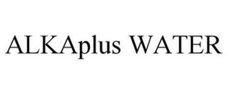 ALKAPLUS WATER