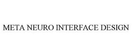 META NEURO INTERFACE DESIGN