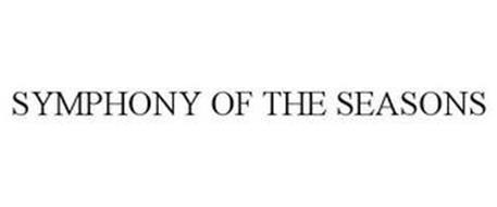 SYMPHONY OF THE SEASONS