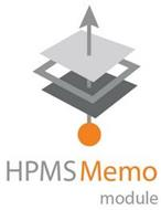 HPMS MEMO MODULE