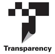 T TRANSPARENCY