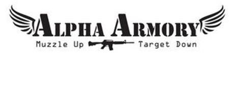 ALPHA ARMORY MUZZLE UP TARGET DOWN