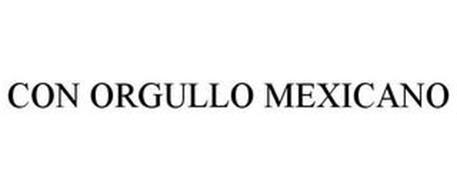 CON ORGULLO MEXICANO