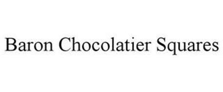 BARON CHOCOLATIER SQUARES
