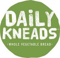 DAILY KNEADS · WHOLE VEGETABLE BREAD ·