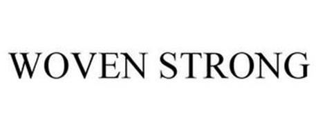 WOVEN STRONG