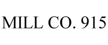 MILL CO. 915