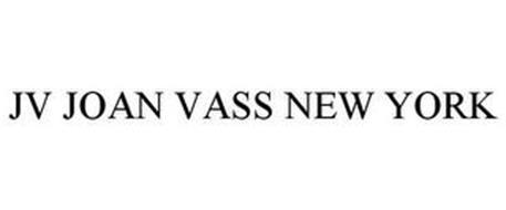 JV JOAN VASS NEW YORK