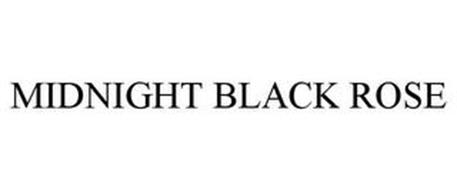 MIDNIGHT BLACK ROSE
