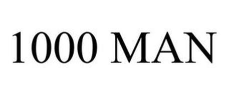 1000 MAN