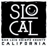 SLO CAL SAN LUIS OBISPO COUNTY CALIFORNIA