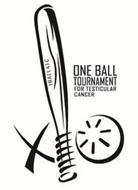 ONE BALL TOURNAMENT FOR TESTICULAR CANCER 1BALL4TC XO