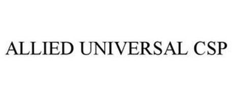 ALLIED UNIVERSAL CSP