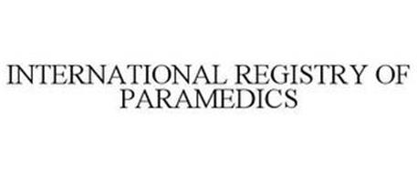 INTERNATIONAL REGISTRY OF PARAMEDICS