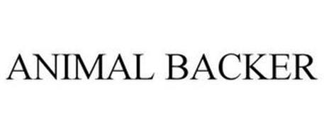 ANIMAL BACKER