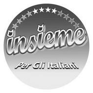 INSIEME PER GLI ITALIANI