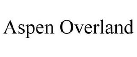 ASPEN OVERLAND