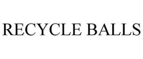 RECYCLE BALLS