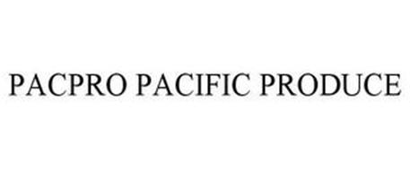 PACPRO PACIFIC PRODUCE