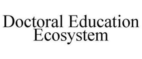 DOCTORAL EDUCATION ECOSYSTEM