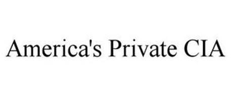 AMERICA'S PRIVATE CIA