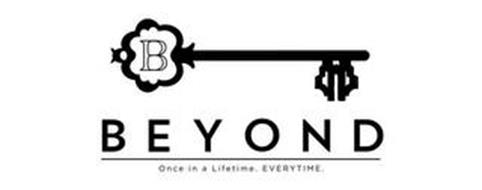 B BEYOND ONCE IN A LIFETIME. EVERYTIME