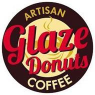 ARTISAN GLAZE DONUTS COFFEE