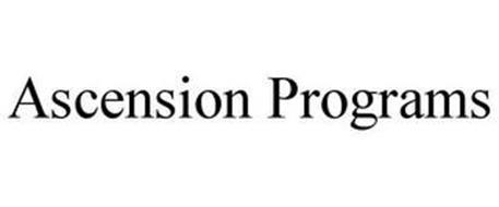ASCENSION PROGRAMS