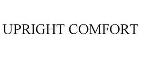 UPRIGHT COMFORT