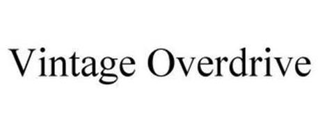 VINTAGE OVERDRIVE