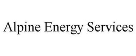 ALPINE ENERGY SERVICES