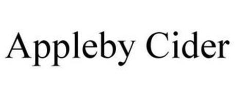 APPLEBY CIDER