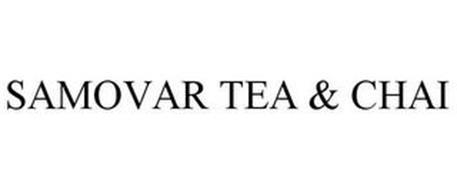 SAMOVAR TEA & CHAI