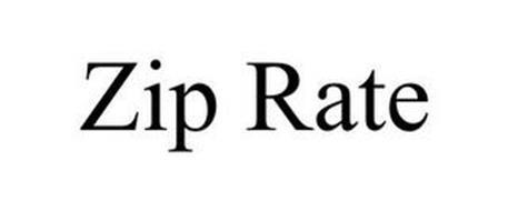 ZIP RATE