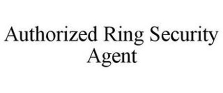 AUTHORIZED / RING SECURITY AGENT