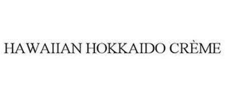 HAWAIIAN HOKKAIDO CRÈME