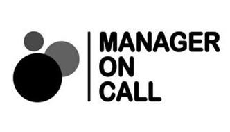 MANAGER ON CALL