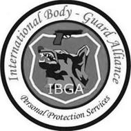 INTERNATIONAL BODY - GUARD ALLIANCE PERSONAL PROTECTION SERVICES IBGA