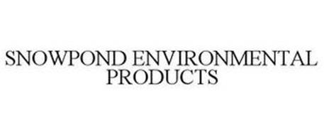 SNOWPOND ENVIRONMENTAL PRODUCTS