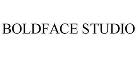 BOLDFACE STUDIO