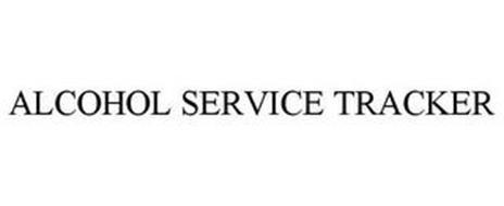 ALCOHOL SERVICE TRACKER