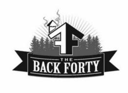 FF THE BACK FORTY
