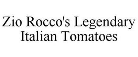 ZIO ROCCO'S LEGENDARY ITALIAN TOMATOES