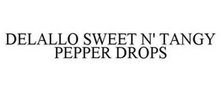 DELALLO SWEET N' TANGY PEPPER DROPS