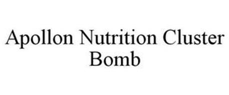 APOLLON NUTRITION CLUSTER BOMB