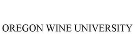 OREGON WINE UNIVERSITY
