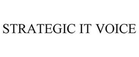 STRATEGIC IT VOICE