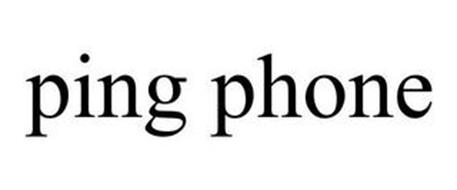 PING PHONE