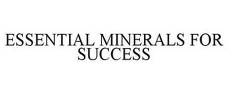 ESSENTIAL MINERALS FOR SUCCESS