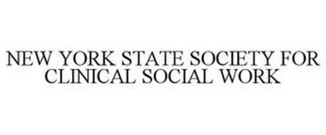 NEW YORK STATE SOCIETY FOR CLINICAL SOCIAL WORK